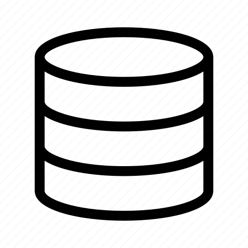 block, data, database, scheme, server, storage icon