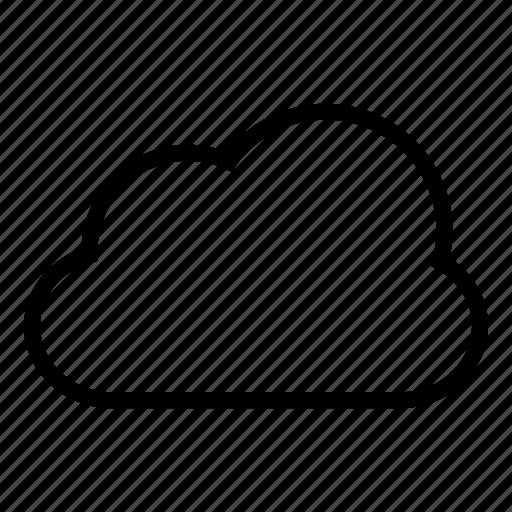 Cloud, cloud computing, cloud icon, cloud server, save ...