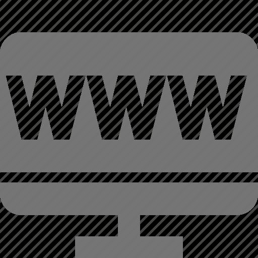 programming, website, world wide web, www icon