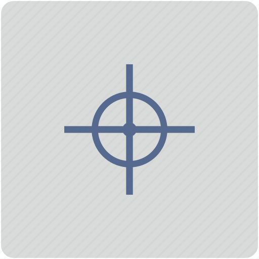 center, cursor, form, object, pointer, tool icon