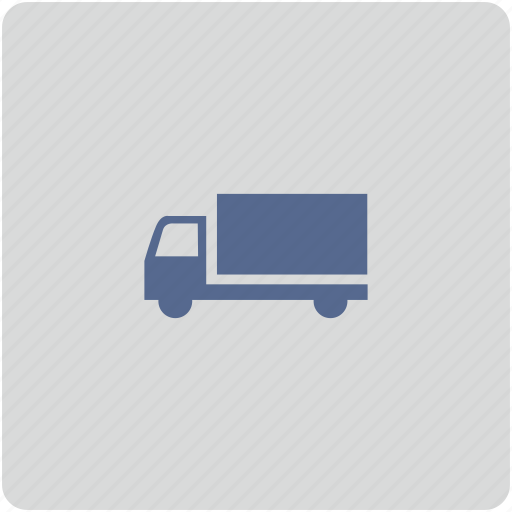 auto, car, delivery, form, truck icon