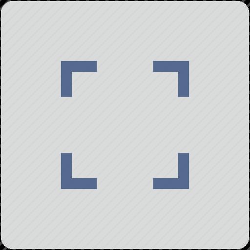 border, form, frame, target icon