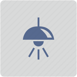 form, home, lamp, light, lighting icon