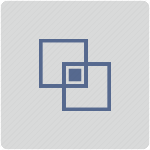 area, form, overall, place, square icon