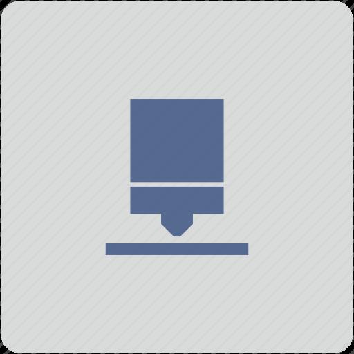 form, function, head, printer, printing icon