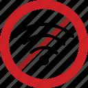 block vector, forbidden, prevent, prohibited, signal, wifi, wifi block sign icon