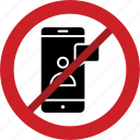 forbidden, prohibited, stop, video call, video chat icon