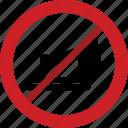 ironing, prohibited, iron, hot, block sign, forbidden