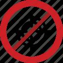 hunt, season, prohibited, forbidden, open