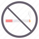 no smoking, quit smoking icon