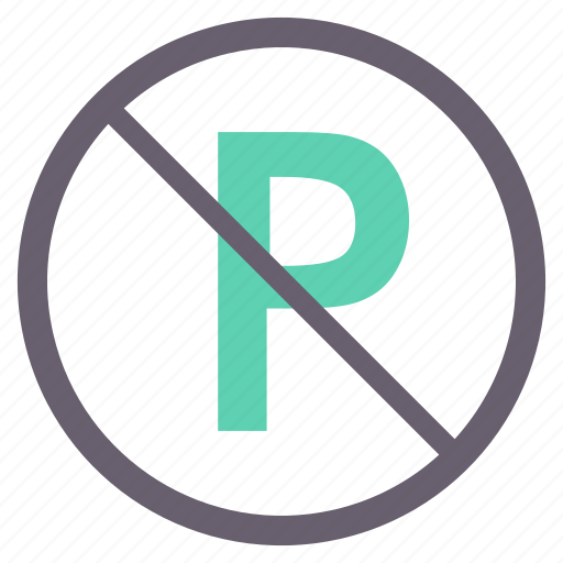 no park, no parking, prohibited, sign, signs, warning icon