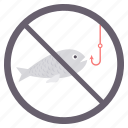 avoid, fish, prohibited, trap, trapping