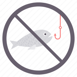 avoid, fish, prohibited, trap, trapping icon
