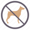 bad dog, beware of dog, beware of dogs, dog bites icon