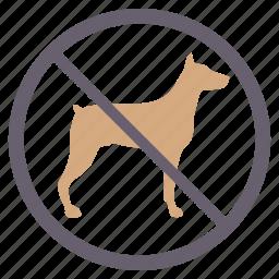 bad dog, beware of dog, beware of dogs, dog bites icon