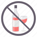 avoid, drink, no alchohal, no drinking, prohibited