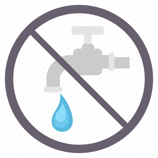 drinking, prohibited, save water, sign, signs, warning, water icon