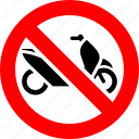 ban, motorbike, no, prohibition, scooter, sign, vehicle icon
