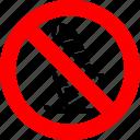 ban, no, prohibition, sailing, sign, windsurfing