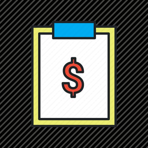 bid, catalog, costs, list, plan, price, price-list, prices, rate, rates, tariff icon