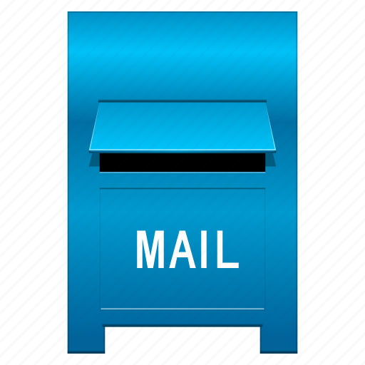 address, box, communication, document, e-mail, email, envelope, gmail, inbox, letter, mail, mailbox, message, news, post, send icon