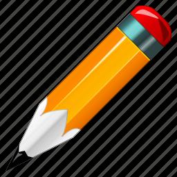 art, change, correct, correction, design, drawing, drawings, edit, editing, eraser, modify, pen, pencil, sign, signature, write icon