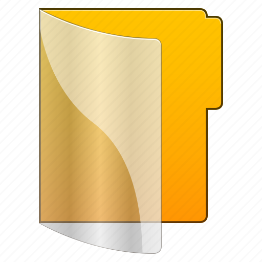 archive, catalog, directory, docs, document, documents, file, files, folder, library icon