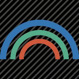 color, colour, paint, rainbow, rgb icon