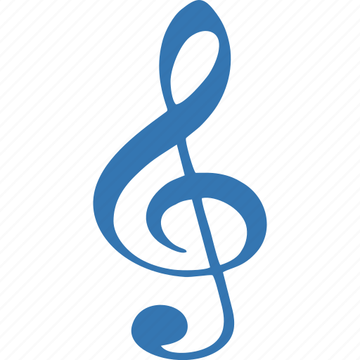 audio, clef, clip, key, media, midi, multimedia, music, music note, musical, musician, notation, note, notes, play, player, signature, sing, song, sound, treble clef, volume icon