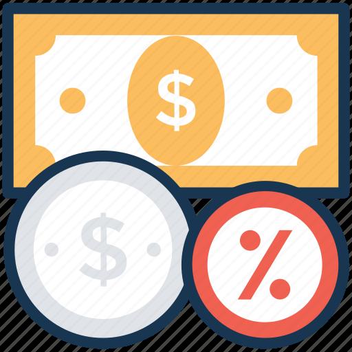 earnings, income, money, profit, revenue icon
