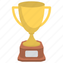 award, cup, gold trophy, prize cup, winner icon