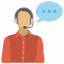 customer representative, customer support, expert advice, expert opinion, hotline icon