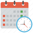 calendar deadline, deadline, project timeline, target date, task limit icon