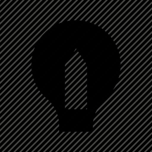 bulb, creative idea, idea, innovation, invention icon