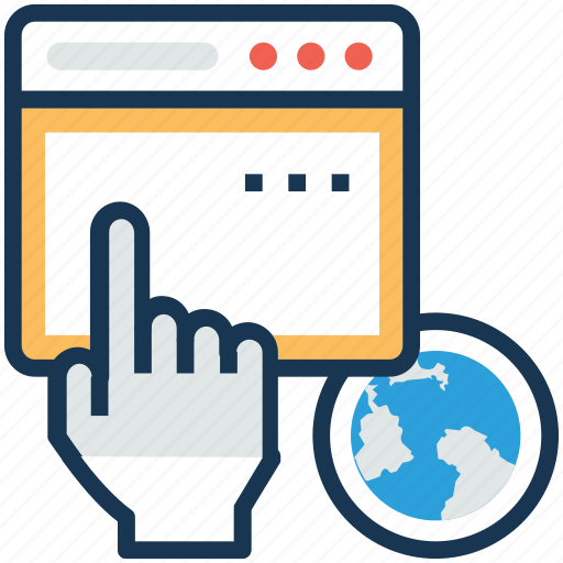 global online survey, online inspection, quality review, systematic review, web review icon