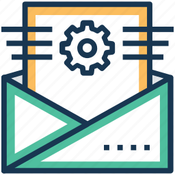 project communication, project discourse, project email, project message, undertaking icon