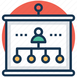 employee, outsource, outsourcing management, staff management, worker hierarchy icon