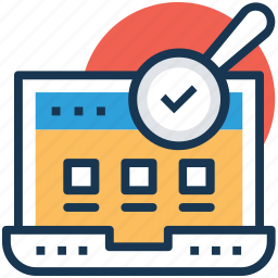 observation, usability, user, user friendly, user research icon