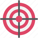 aiming, bullseye, crosshair, dartboard, goal, success, target