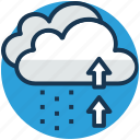 cloud computing, cloud drive, cloud network, cloud sharing, cloud storage icon