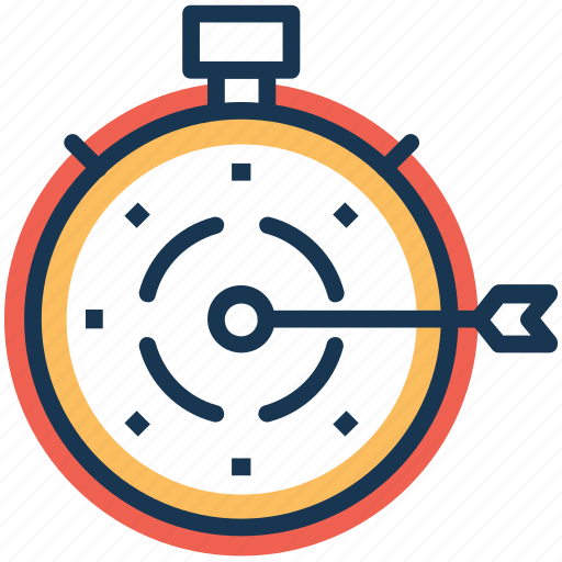 action, bullseye, dartboard, focus, goal, operations research, target icon