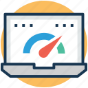 dashboard, internet speed, web analytics, website dashboard, website speed icon