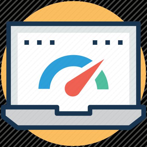 dashboard, internet speed, web analytics, website dashboard, website speed icon