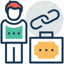 abilities, business skills, job expertise, job portfolio, skills portfolio icon