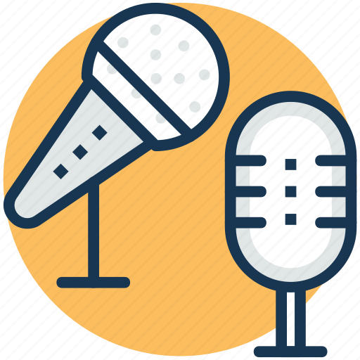 media, mic, microphone, multimedia, sound icon