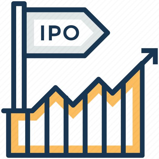 Ipo icon initial public offering