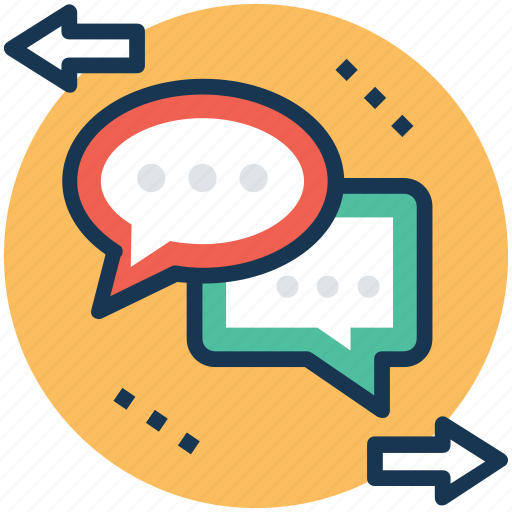 chatting, comment, communication, conversation, dialogue icon