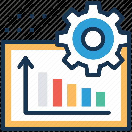 business management, development process, project development, task management, working project icon