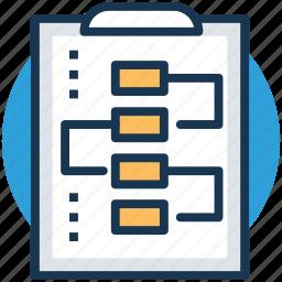 action plan, marketing plan, procedure planning, project management, strategic planning icon