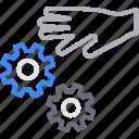 cogwheel, configure, preference, setting icon